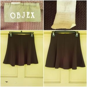 Dresses & Skirts - Objex Swing skirt